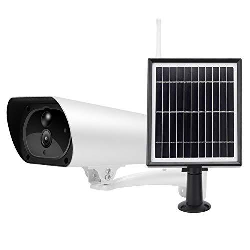 DAUERHAFT Cámara WiFi Cámara CCTV Aplicación de visión Nocturna Intercomunicador de Voz Inteligente para Seguridad en el hogar con detección de Movimiento