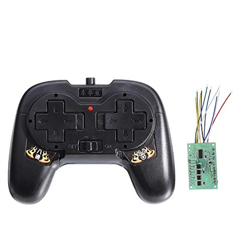 Compatibele Vervangings 2.4G 8CH IR Remote Controller for DIY RC Robot Car Boot accessoire