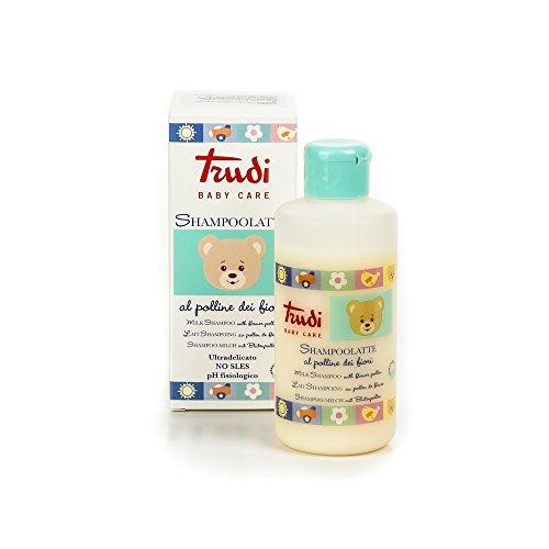 Trudi Baby Care Shampolatte 250ml detergenti delicati Per Bambini
