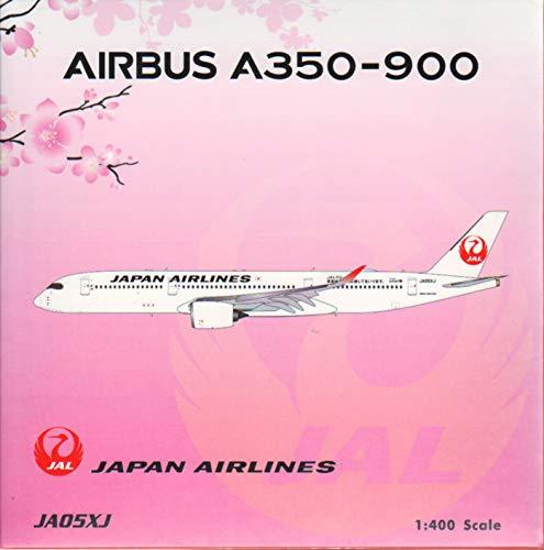Phoenix Model PHX04321 1:400 Japan Airlines Airbus A350-900 Reg #JA05XJ (pre-Painted/pre-Built)