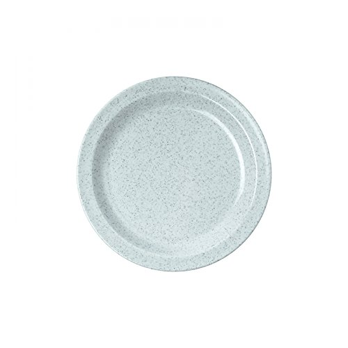 WACA® 1924-940 Dessertteller Kunststoffteller ∅195 mm granit