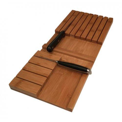 Coninx nel cassetto porta coltelli | coltello del cassetto in bambù | cassetto organizzatore fino a 12lame | Kitchen Tools & Gadgets