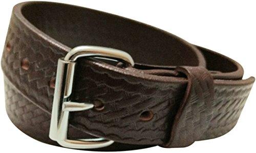 DTOM Buffalo Tough Concealed Carry CCW Handmade Gun Belt For 32' Waist Size