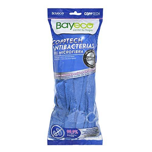 Bayeco Copptech Antibacterias Suelos Protegidos, Azul