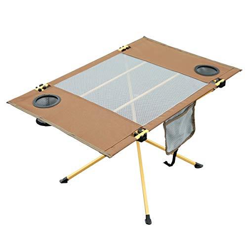 MSF Picknick tafel Outdoor Vouwtafel Geschilderde stalen buis Beugel Reizen Picknick Camping Vissen Barbecue Tuin Draagbare Kleine Vierkante Bureau Zelfrijdende Tour kan Cup zetten