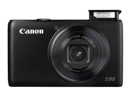 Canon Powershot S95 Fotocamera Digitale 10.4