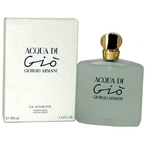 Acqua Di Gio Perfume by Giorgio Armani for Women. Eau De Toilette Spray