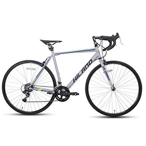 Hiland Road Bike 700C Racing Bicycle...