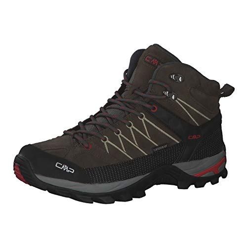 CMP Herren Trekking Schuhe Rigel MID 3Q12947 Wood-Arena 42