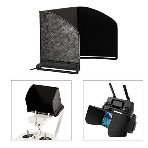 iEago RC 5,5 Zoll Faltbare Sonnenhaube für Handy-Bildschirm und Drohnen-Controller Universelle Sonnenblende für DJI Mavic AIR 2 / Mavic Pro / Mavic Mini /Mini 2/ Phantom 3/4 / Spark / Inspire / OSMO