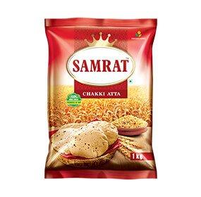 Samrat Chakki Atta (Parakh_Agro)