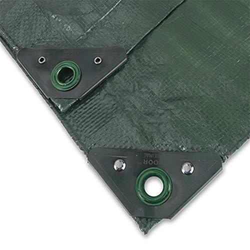 NOOR Sichtschutzplane Profi 140g/m² ca. 1,80 x 5,00 m/grün