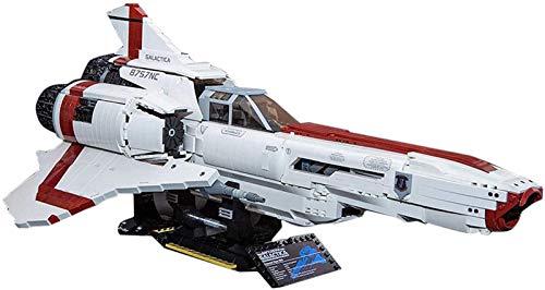 Egrus Juego de Edificios de la Nave Espacial, 2691 Piezas Viper Space Battle Space Space Rocket Vehículos Bloque de construcción de Juguete Compatible con Lego