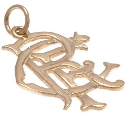 Rangers F.C. 9ct Gold Pendant Official Merchandise