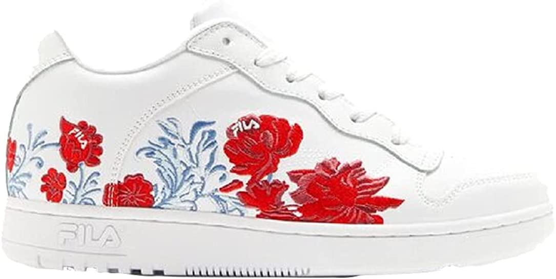 Fila WX-110 OFFicial mail order Flower Boston Mall White Sneakers