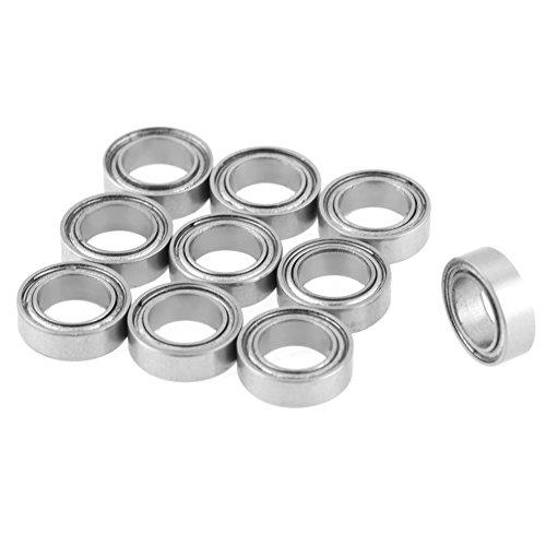 Rodamientos de bolas de acero inoxidable - Medidas 5 x 8 x 2
