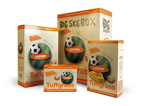 Decco Ltd Johnsons 591784 Tuffgrass Semences de Gazon 250 g