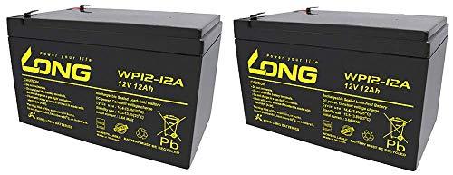Batteria di ricambio compatibile per APC RBC6 APC Smart UPS 700/1000/1500 &...