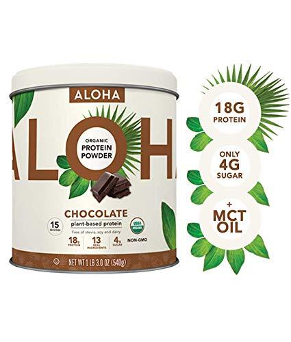 ALOHA Organic Protein Chocolate Servings