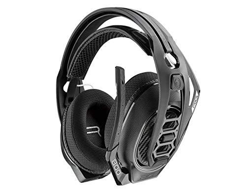 Plantronics Rig 800LXV2, Dolby Atmos kabellose Gaming-Kopfhörer, Mikrofon, schwarz für Xbox, Serie X