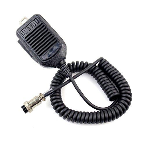 Meijunter Handheld Microphone PTT For ICOM IC-28A IC-229C IC-718 IC-449C IC-7200 Car Radio