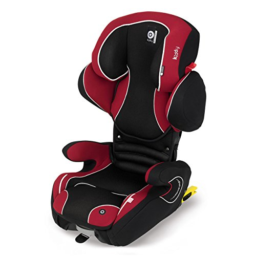 KIDDY - Siege auto rehausseur cruiserfix pro rumba rouge/noir - groupe 2/3