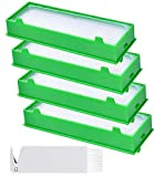 Home Spare Parts - Accessori Compatibili per Vorwerk Kobold VR200 VR300, Kit 11 Accessori Ricambi spazzole laterali, filtro HEPA Aspirapolvere Senza Fili   Ricambi Casa   Accessori Vorwerk