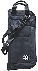 Meinl Percussion Drum Stick Bag with Extra Outside Pocket and Floor Tom Hooks – for Mallets, Brushes and Accessories, MSB-1