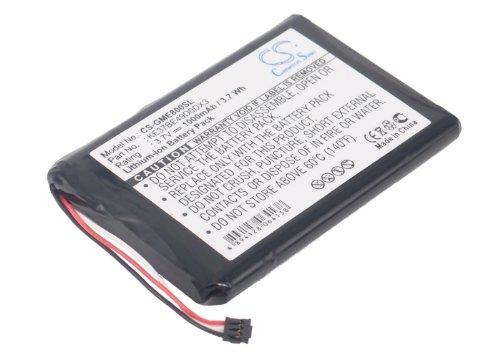 TECHTEK batería sustituye KE37BE49D0DX3 Compatible con [Garmin] Edge 800, Edge 810