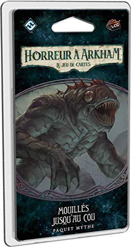 Fantasy Flight Games – Horror a Arkham JCE – 53 – mojados hasta el cuello (Campagne 6)