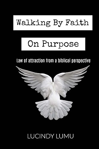 Walking by faith on purpose: Law of attraction from a biblical perspective (English Edition)