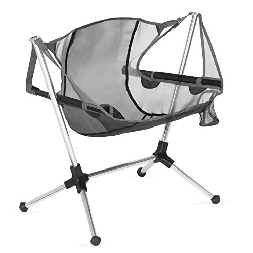 Nemo Stargaze Recliner Low Camping Chair, Graphite
