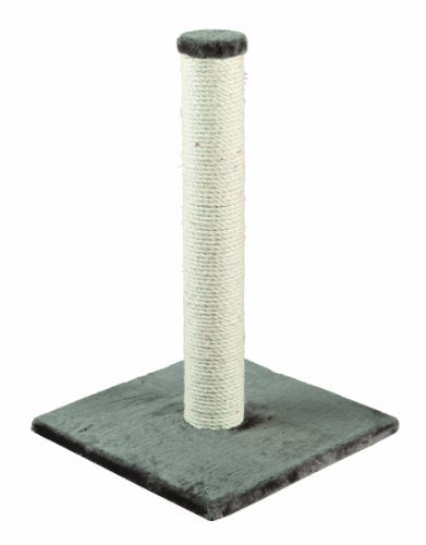 Trixie Parla - Poste rascador (2 unidades, 62 cm), color gris platino