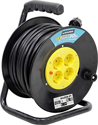 Mader Home Tools 56054 Prolongador Eléctrico 30mx2.5mm2-56054