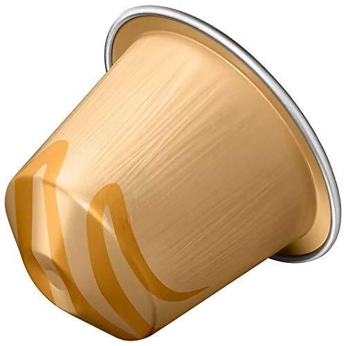50 Nespresso Caramel Creme Brulee Barista Creations Capsules