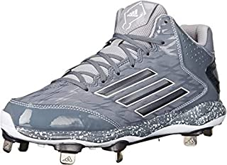 Performance Men's PowerAlley 2 Mid Baseball Cleat