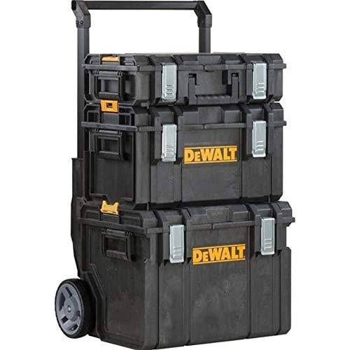 Dewalt DWST1-81052 DWST1-81052-CONJUNTO TOUGHSYSTEM DS450 + DS300 + DS150, Multicolor