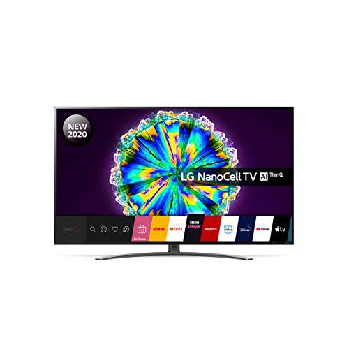 LG 49NANO866NA 49 Inch UHD 4K HDR Smart NanoCell LED TV with Freeview HD/Freesat HD - Light Black...