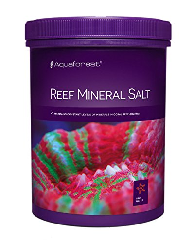 Aquaforest Reef Mineral Salz 800 g