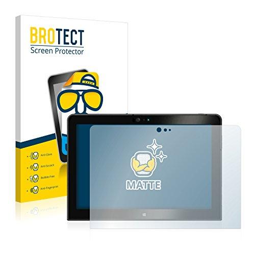 BROTECT 2X Entspiegelungs-Schutzfolie kompatibel mit Lenovo ThinkPad 10 (2. Generation) Bildschirmschutz-Folie Matt, Anti-Reflex, Anti-Fingerprint