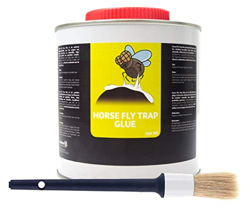Holland Animal Care Horse Fly Trap Glue - 750 ml