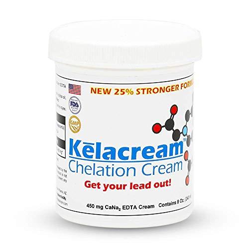 KelaCream EDTA Heavy Metal Detox Cream
