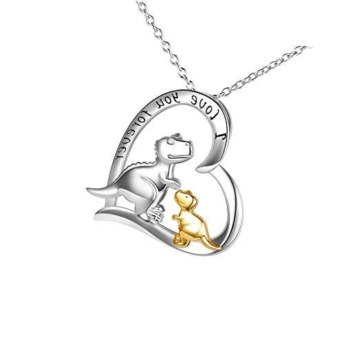 Pulsera para mamá de plata de ley 925 con circonita cúbica de corte en forma de corazón