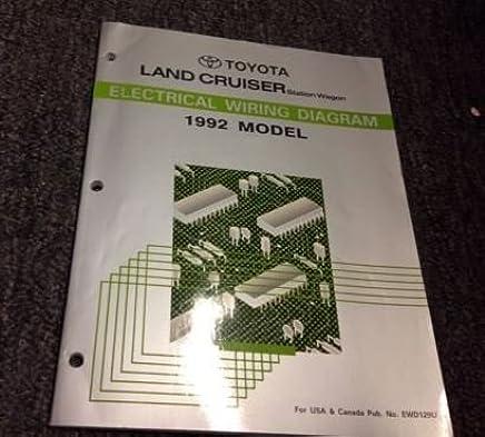 1992 toyota land cruiser electrical wiring diagram prius wiring diagram electrical wiring diagram 1992 toyota #11