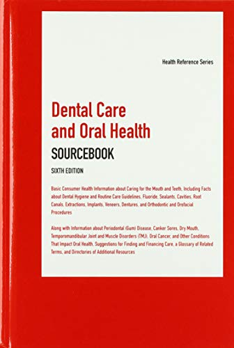 Compare Textbook Prices for Dental Care and Oral Health Sourcebook, 6th Ed. Health Reference Series 6th Edition ISBN 9780780817210 by Angela Williams,Angela Williams