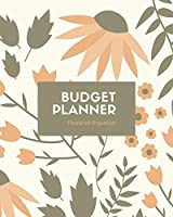 Budget Planner: Monthly & Weekly Bill Tracker, Personal Expenses Tracker, Financial Plan Organizer, Track Your Money, Finance Journal, Notebook