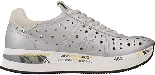 PREMIATA Sneaker Conny 2966 Taglia 38 - Colore Argento