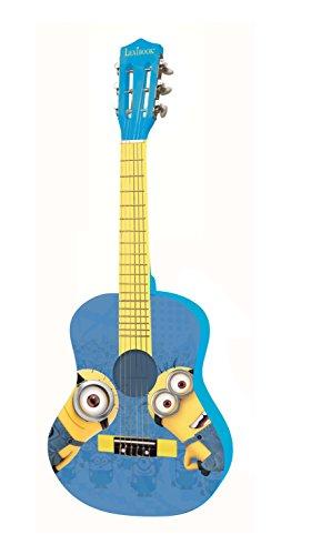 Lexibook - K2000DES - Despicable Me Akustikgitarre