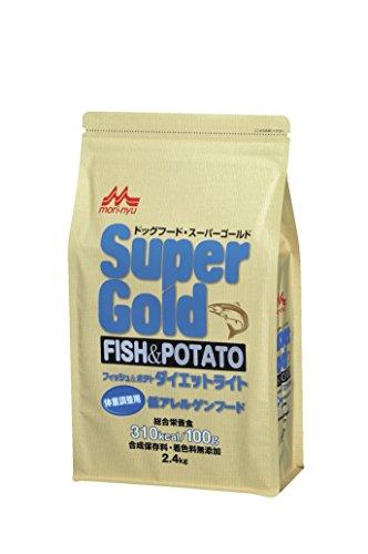 森乳サンワールド スーパーゴールド『フィッシュ&ポテト ダイエットライト』