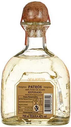 Patrón Reposado Tequila (1 x 0.7 l) - 3